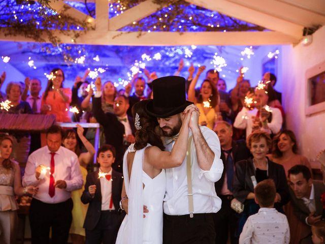 La boda de Álex y Pati en Rascafria, Madrid 159