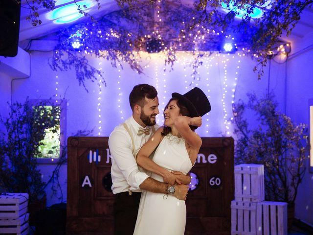 La boda de Álex y Pati en Rascafria, Madrid 160