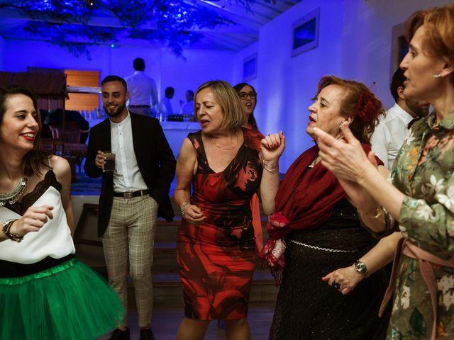 La boda de Álex y Pati en Rascafria, Madrid 163