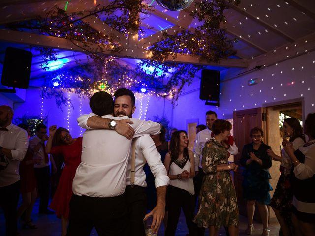 La boda de Álex y Pati en Rascafria, Madrid 173