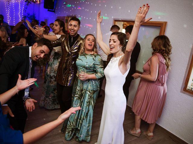 La boda de Álex y Pati en Rascafria, Madrid 174