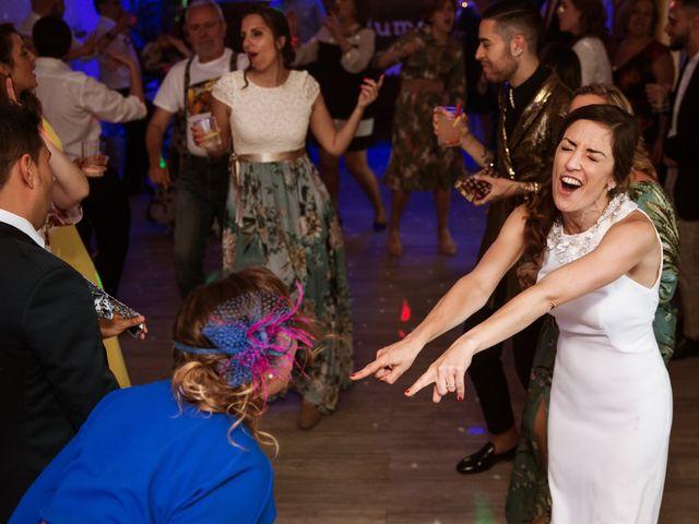 La boda de Álex y Pati en Rascafria, Madrid 175