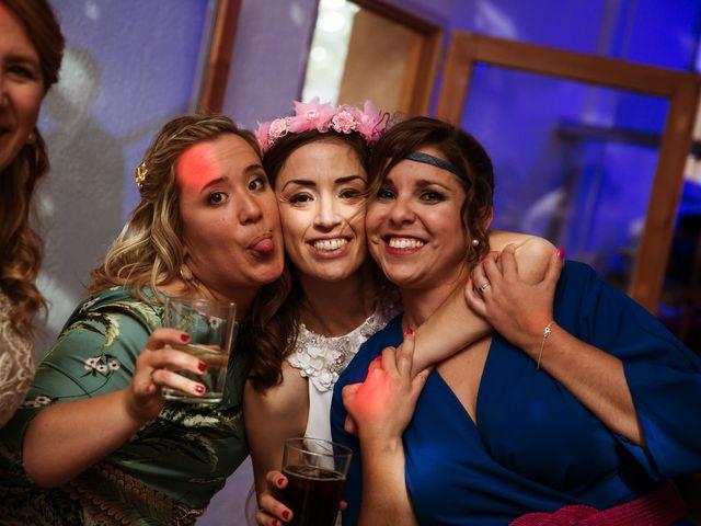 La boda de Álex y Pati en Rascafria, Madrid 180