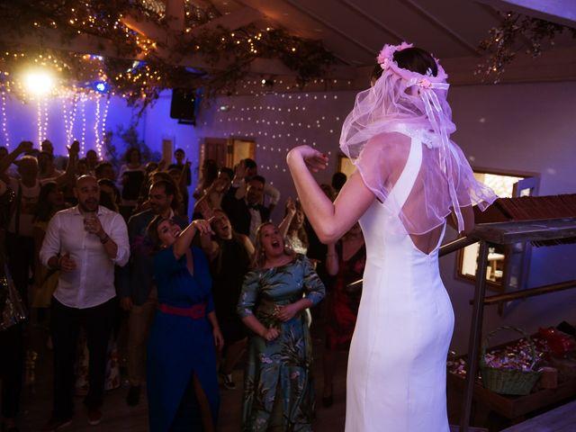 La boda de Álex y Pati en Rascafria, Madrid 182