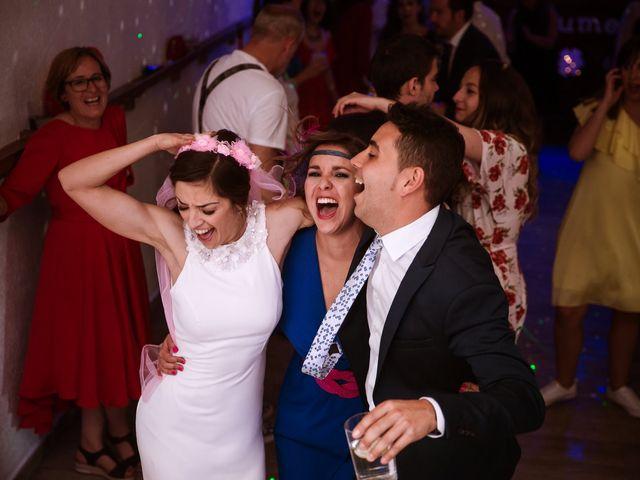 La boda de Álex y Pati en Rascafria, Madrid 183