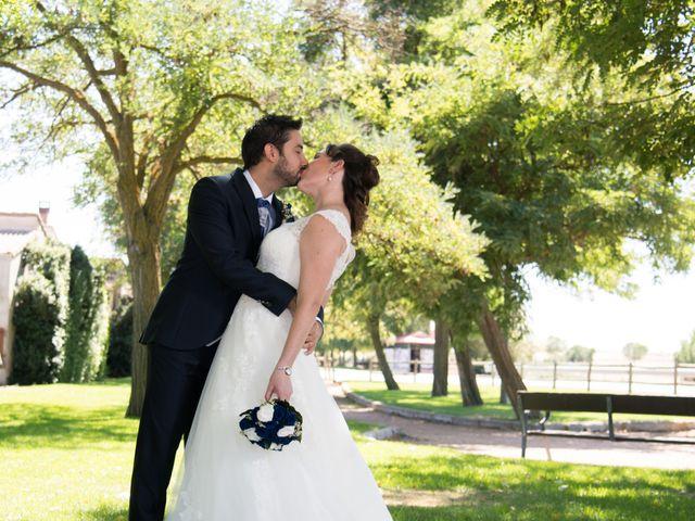 La boda de Roberto y Irene en Nieva, Segovia 3
