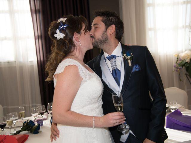 La boda de Roberto y Irene en Nieva, Segovia 1