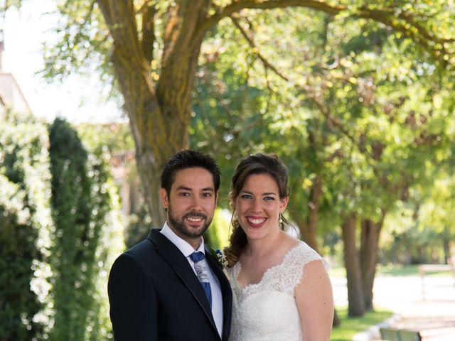 La boda de Roberto y Irene en Nieva, Segovia 6