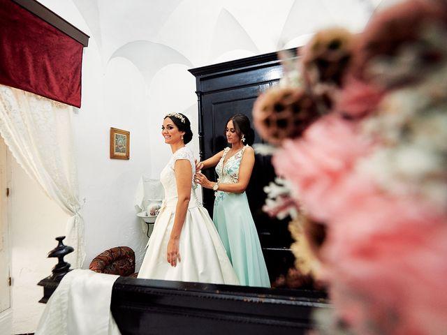 La boda de Sergio y Fatima en Higuera La Real, Badajoz 9