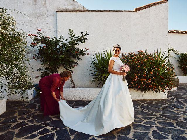 La boda de Sergio y Fatima en Higuera La Real, Badajoz 10
