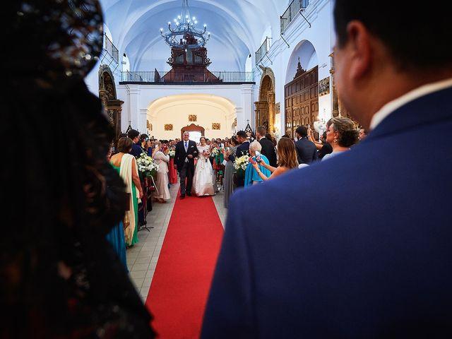 La boda de Sergio y Fatima en Higuera La Real, Badajoz 14
