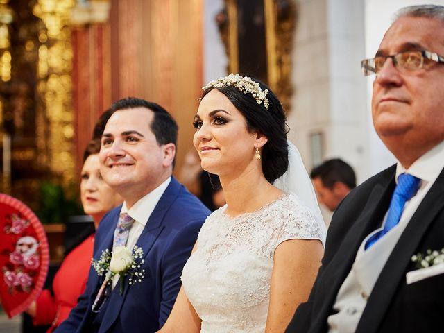 La boda de Sergio y Fatima en Higuera La Real, Badajoz 15
