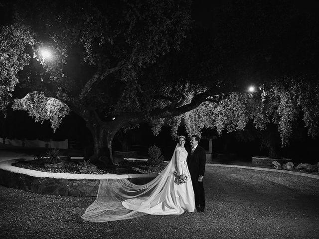 La boda de Sergio y Fatima en Higuera La Real, Badajoz 21