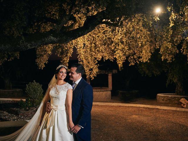 La boda de Sergio y Fatima en Higuera La Real, Badajoz 22