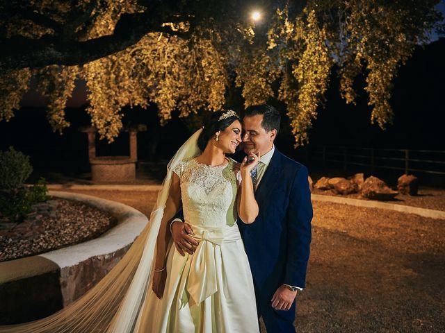 La boda de Sergio y Fatima en Higuera La Real, Badajoz 23