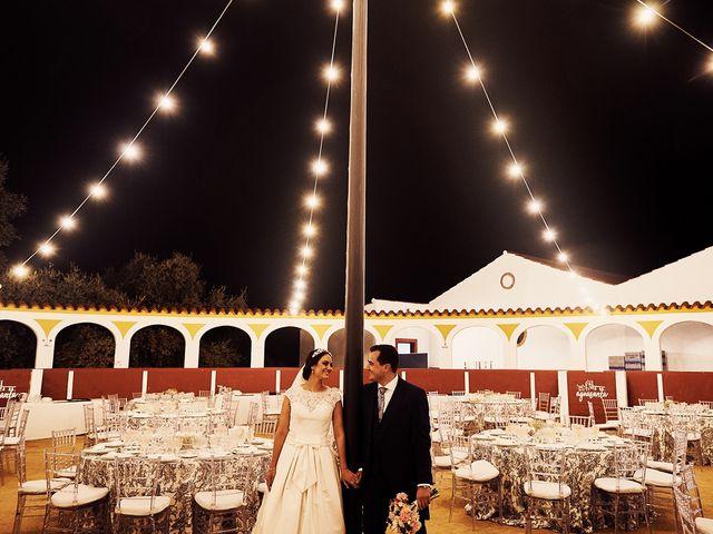 La boda de Sergio y Fatima en Higuera La Real, Badajoz 26
