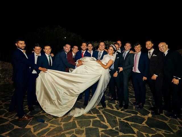La boda de Sergio y Fatima en Higuera La Real, Badajoz 30