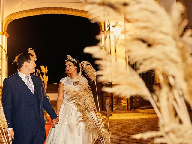 La boda de Sergio y Fatima en Higuera La Real, Badajoz 31