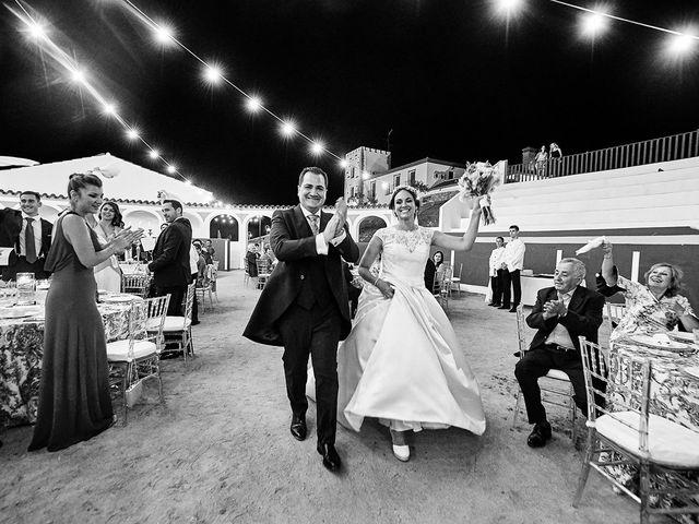 La boda de Sergio y Fatima en Higuera La Real, Badajoz 32
