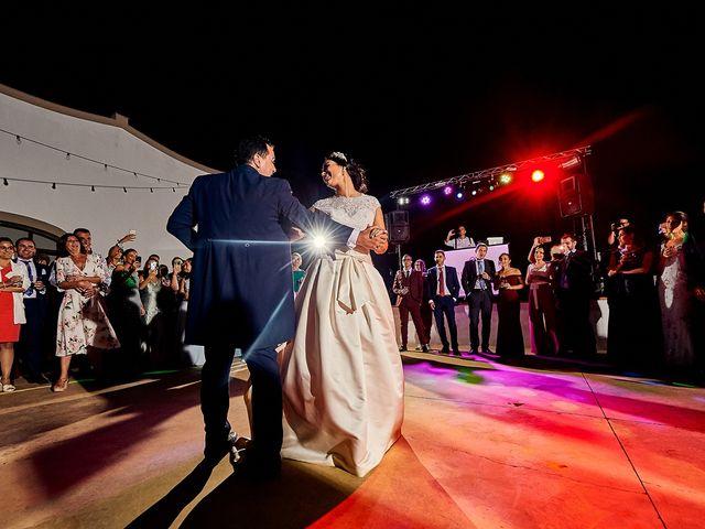 La boda de Sergio y Fatima en Higuera La Real, Badajoz 35
