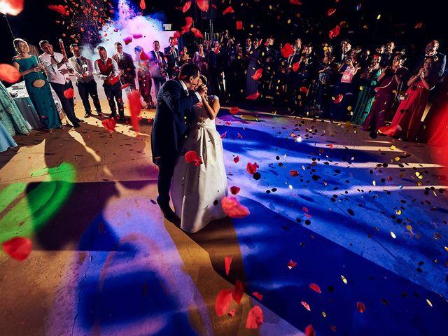 La boda de Sergio y Fatima en Higuera La Real, Badajoz 36
