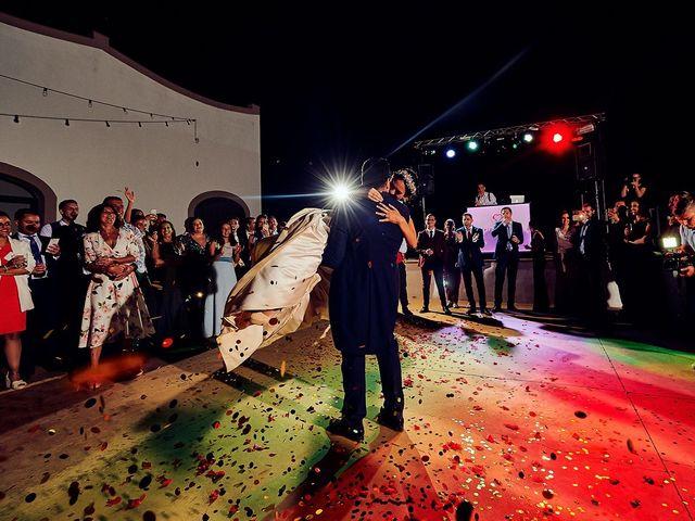La boda de Sergio y Fatima en Higuera La Real, Badajoz 2