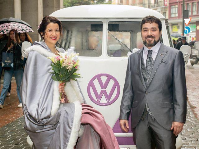 La boda de Alberto y Sandra en Madrid, Madrid 3