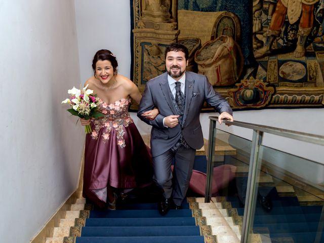 La boda de Alberto y Sandra en Madrid, Madrid 4
