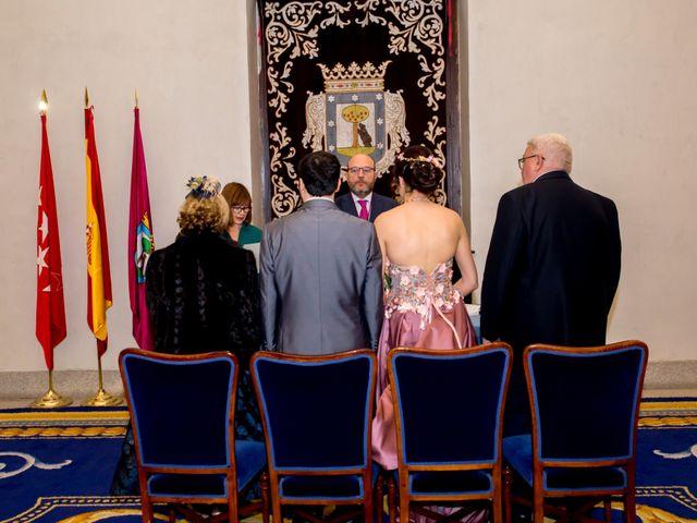 La boda de Alberto y Sandra en Madrid, Madrid 6