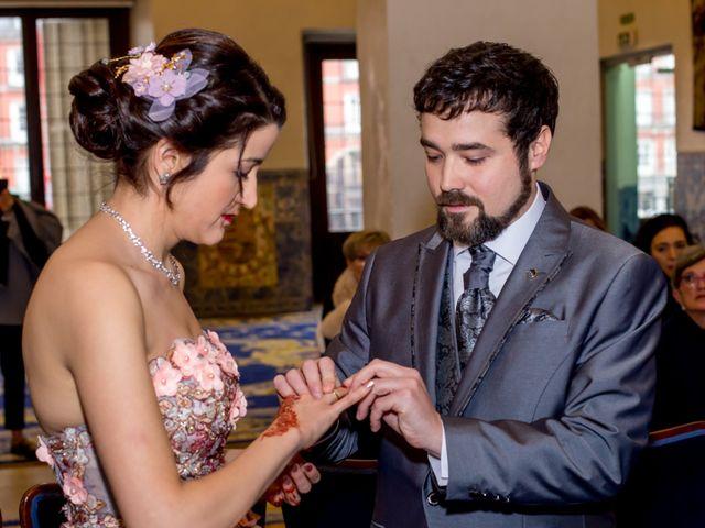La boda de Alberto y Sandra en Madrid, Madrid 7