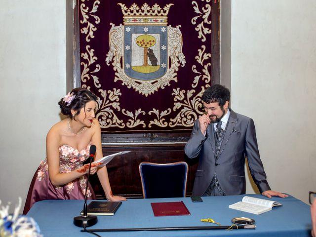 La boda de Alberto y Sandra en Madrid, Madrid 8