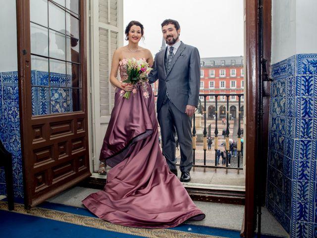 La boda de Alberto y Sandra en Madrid, Madrid 11