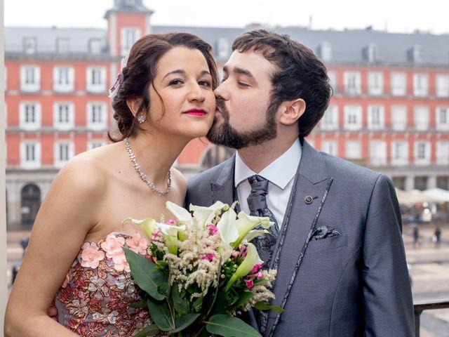 La boda de Alberto y Sandra en Madrid, Madrid 12