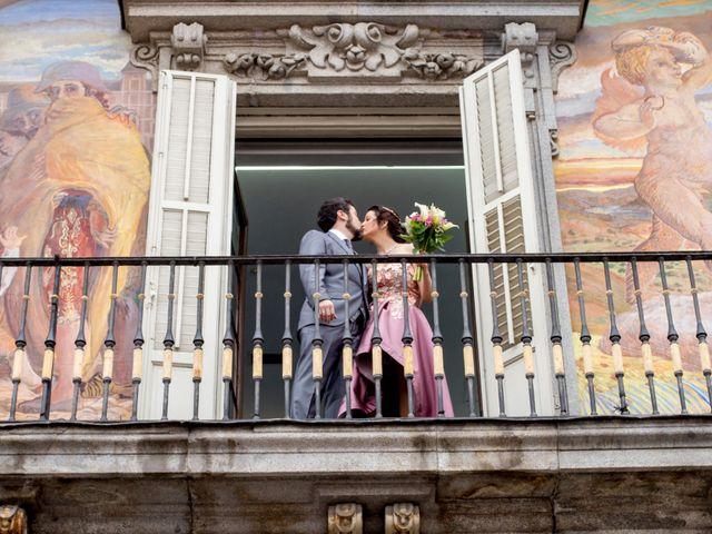 La boda de Alberto y Sandra en Madrid, Madrid 16