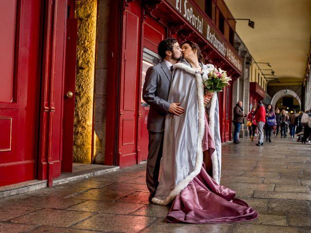 La boda de Alberto y Sandra en Madrid, Madrid 21
