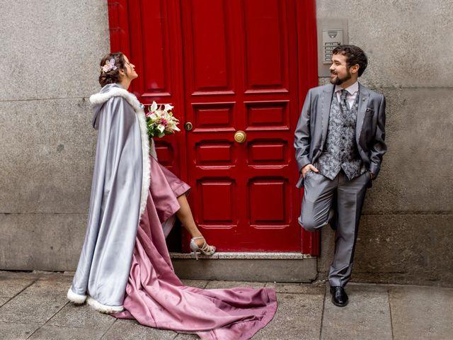La boda de Alberto y Sandra en Madrid, Madrid 23
