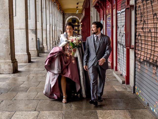 La boda de Alberto y Sandra en Madrid, Madrid 25