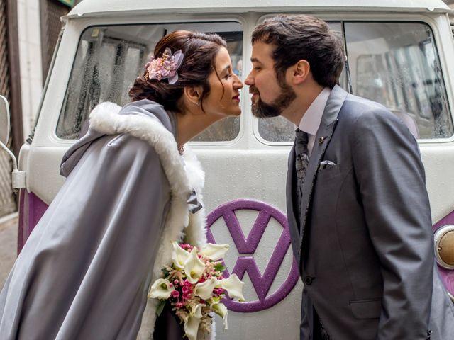 La boda de Alberto y Sandra en Madrid, Madrid 26