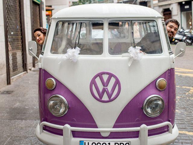La boda de Alberto y Sandra en Madrid, Madrid 27