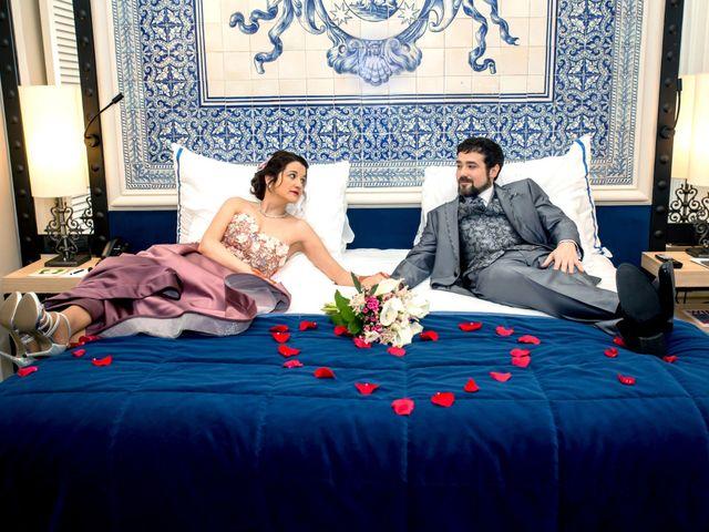 La boda de Alberto y Sandra en Madrid, Madrid 30