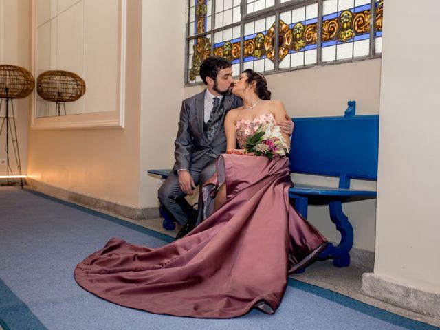 La boda de Alberto y Sandra en Madrid, Madrid 36