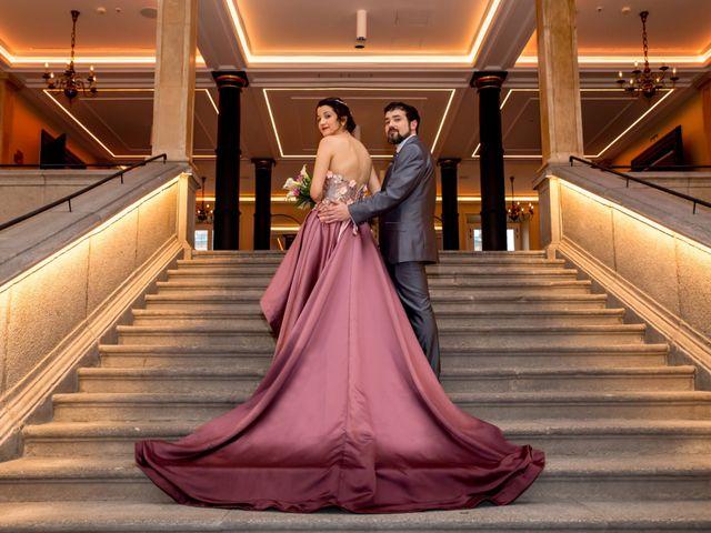 La boda de Alberto y Sandra en Madrid, Madrid 37