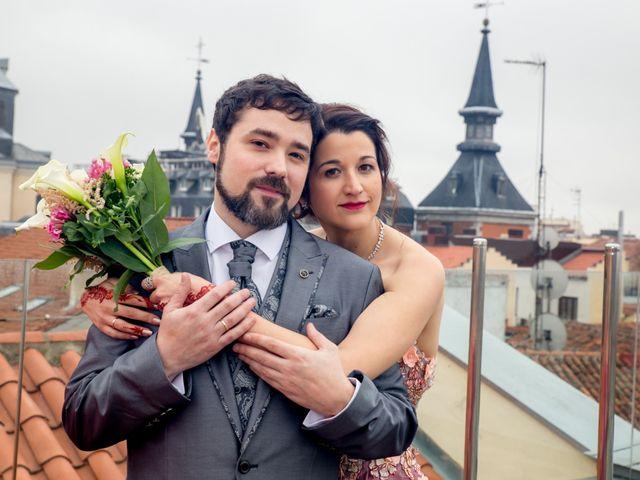 La boda de Alberto y Sandra en Madrid, Madrid 38