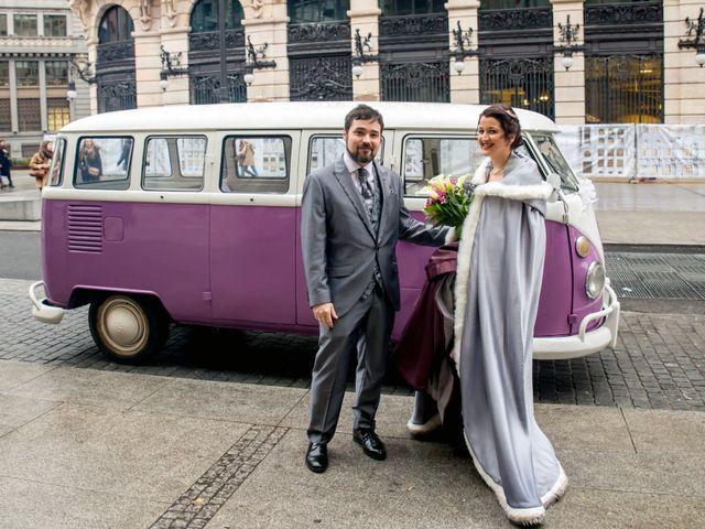 La boda de Alberto y Sandra en Madrid, Madrid 40
