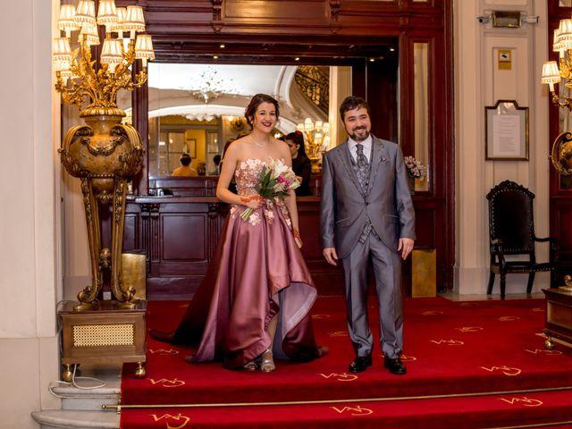 La boda de Alberto y Sandra en Madrid, Madrid 41