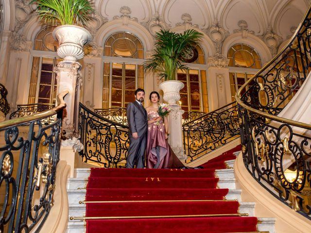 La boda de Alberto y Sandra en Madrid, Madrid 42