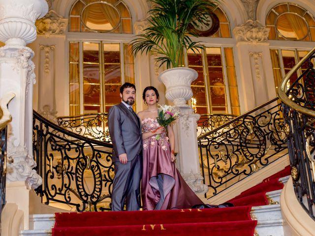 La boda de Alberto y Sandra en Madrid, Madrid 44