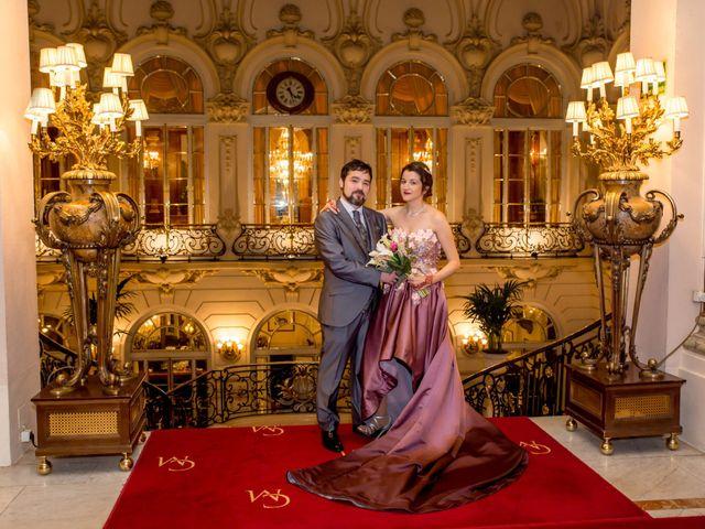 La boda de Alberto y Sandra en Madrid, Madrid 2