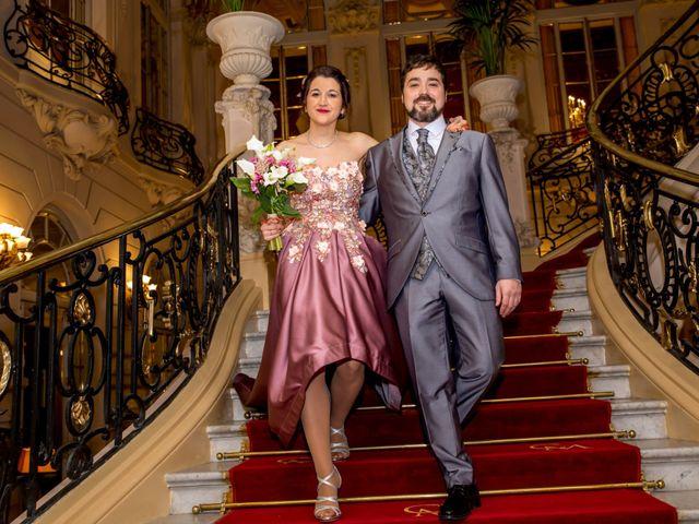 La boda de Alberto y Sandra en Madrid, Madrid 47