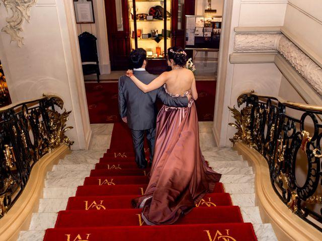 La boda de Alberto y Sandra en Madrid, Madrid 48